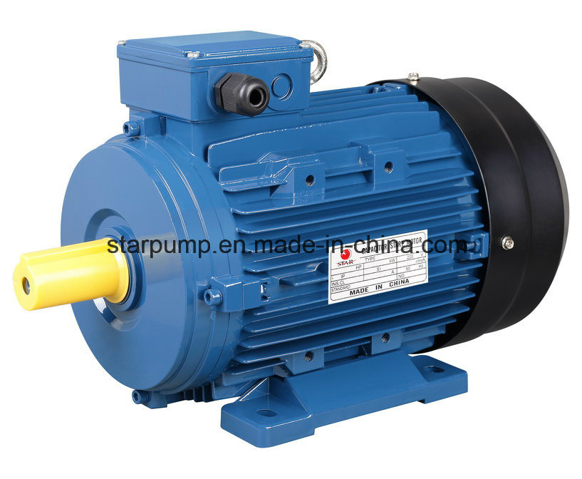 Ms Series Aluminum Housing Three Phase Electric AC Motor