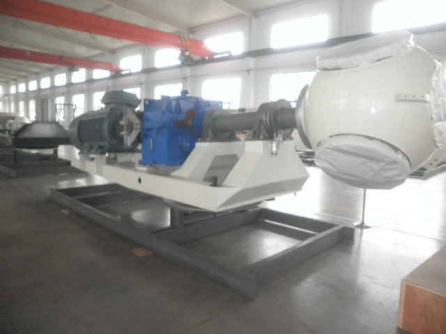 100kw Big Power Wind Turbine Wind System