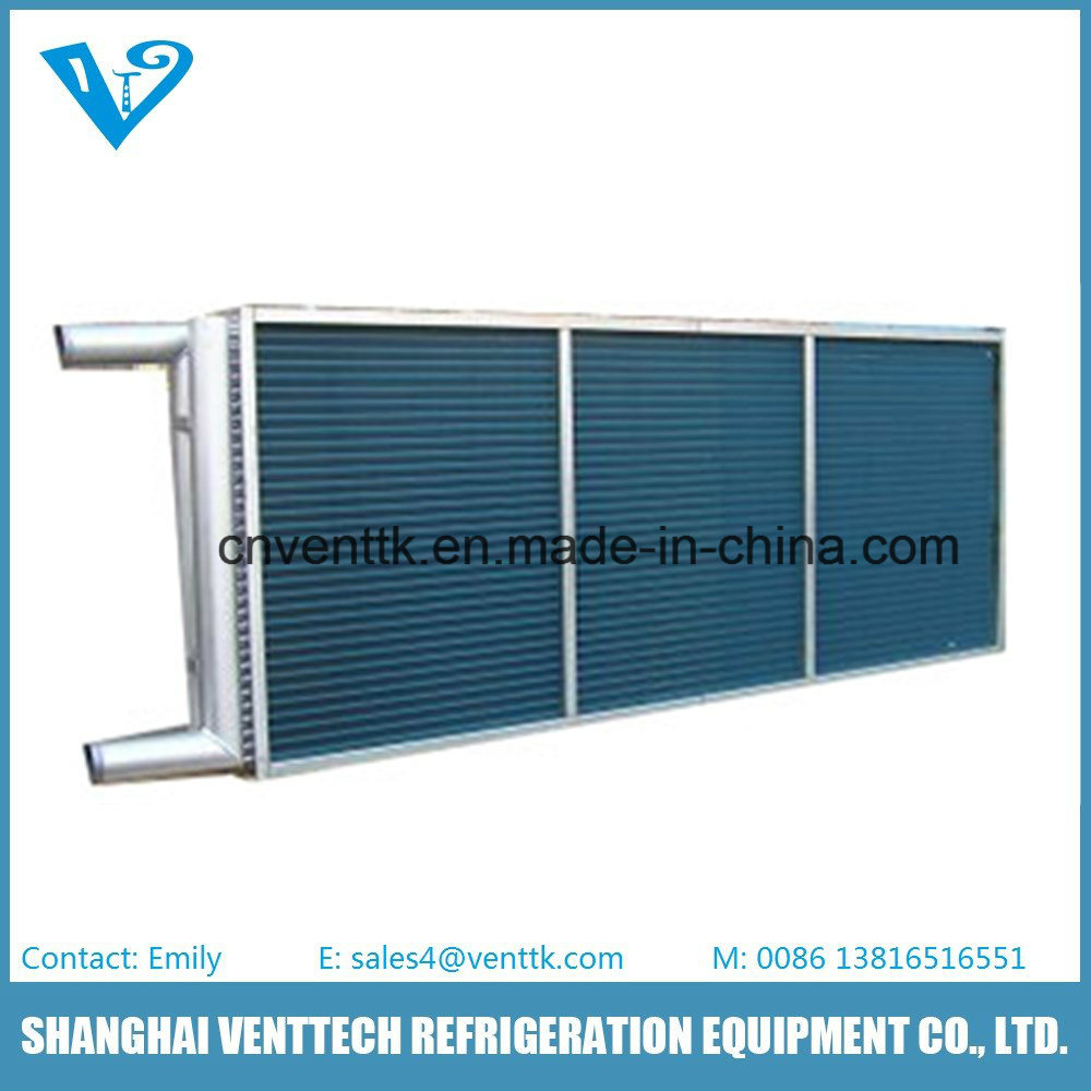High Efficiency Copper Tube Fin Air Heat Exchanger