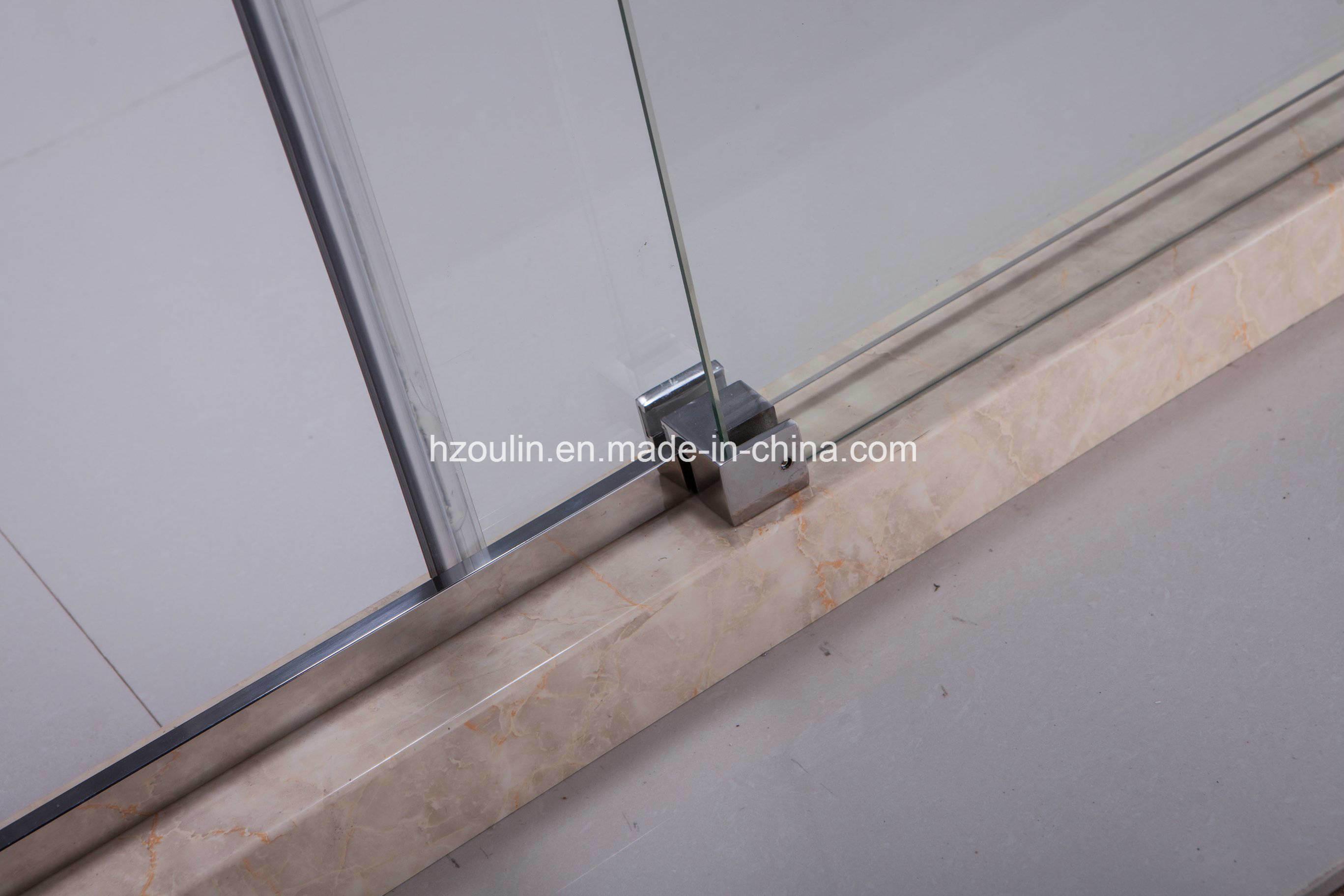 Stainless Steel Shower Door