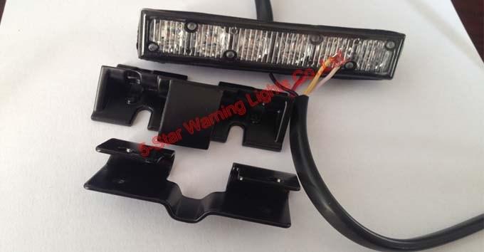 3W LED Grille Emergency Warning Light