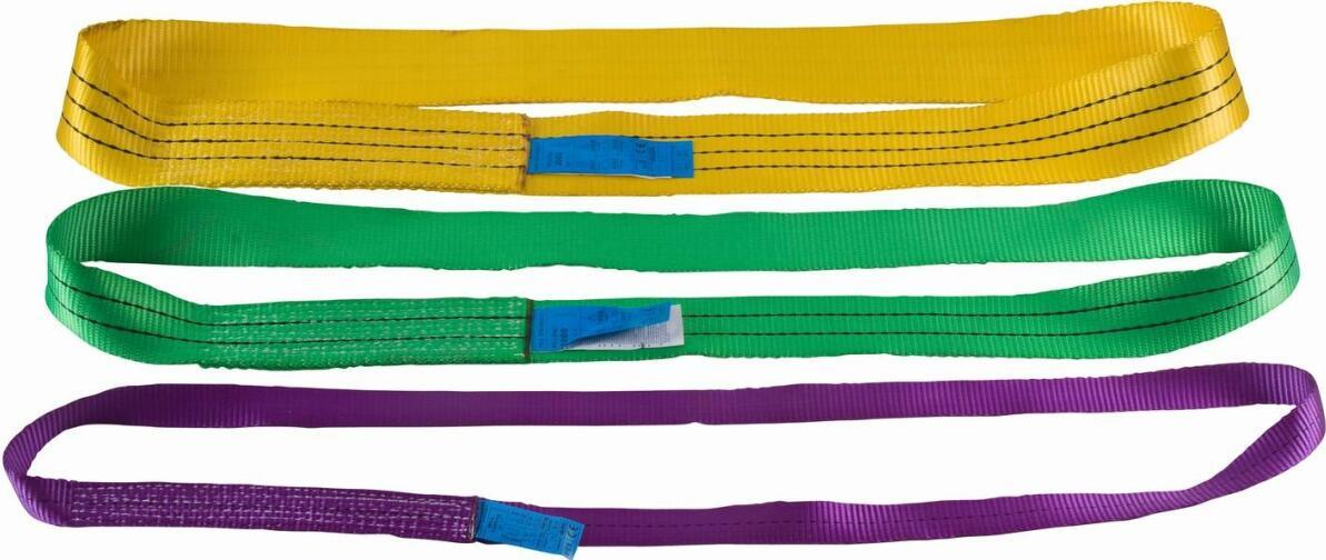 En1492-1 7: 1 Polyester Endless Round Webbing Sling