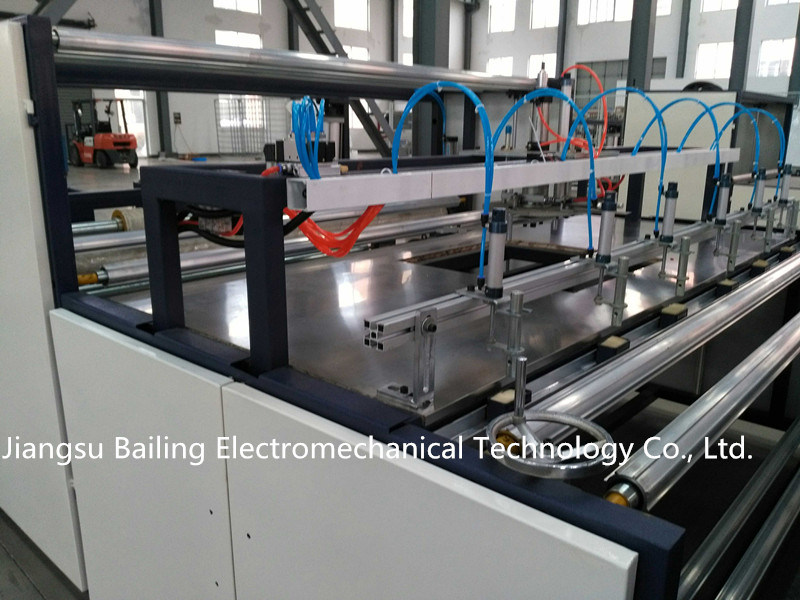 FIBC Automatic Fabric Cutting Machine