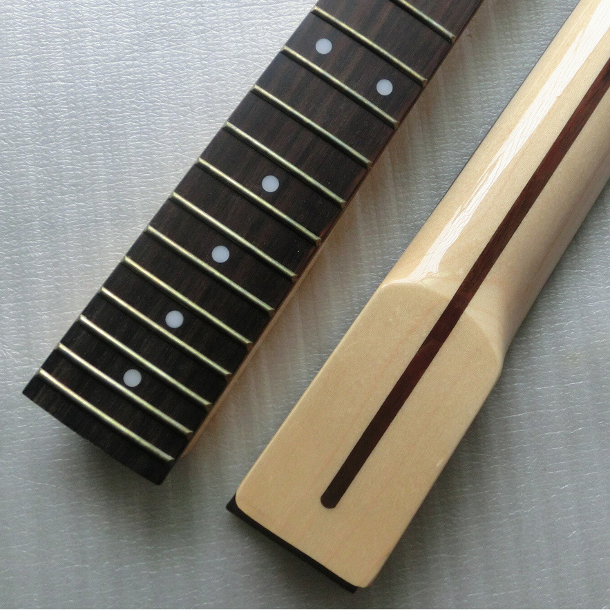 China Quality Rosewood Fingerboard 22 Fret Tele Guitar Neck