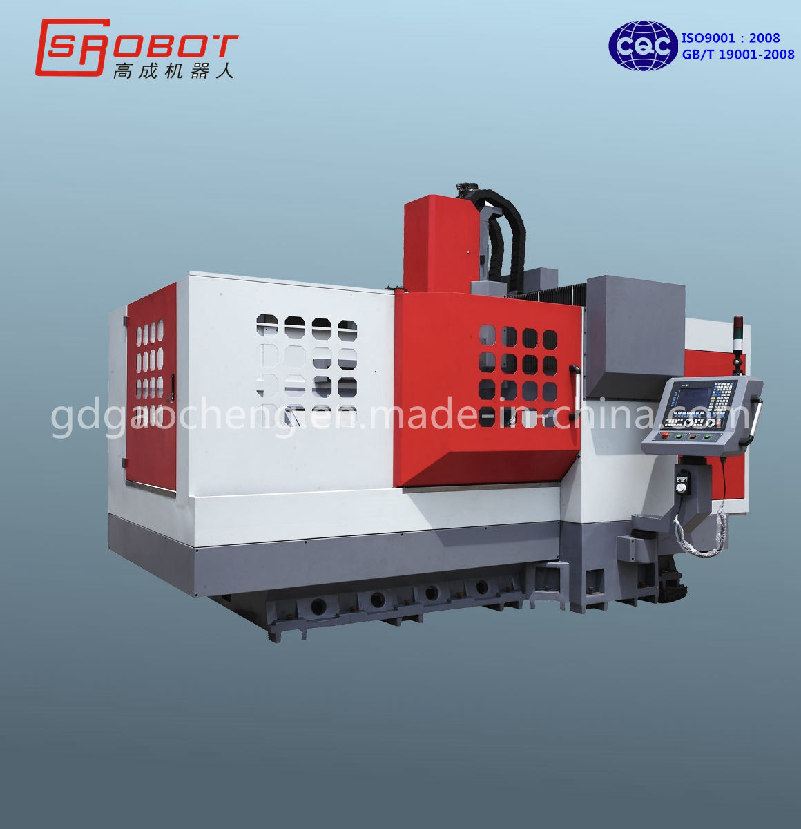 Large Traverses CNC Machine Center