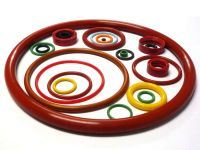 OEM Silicone Rubber Products Rubber Orings