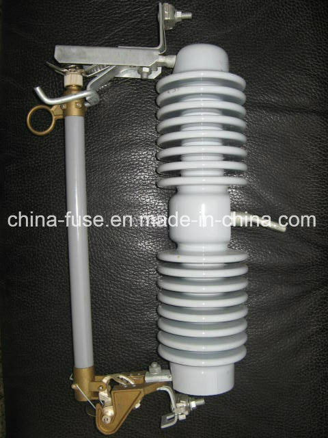 High Voltage Porcelain Fuse Cutout, Drop out Fuse 33kv 100A