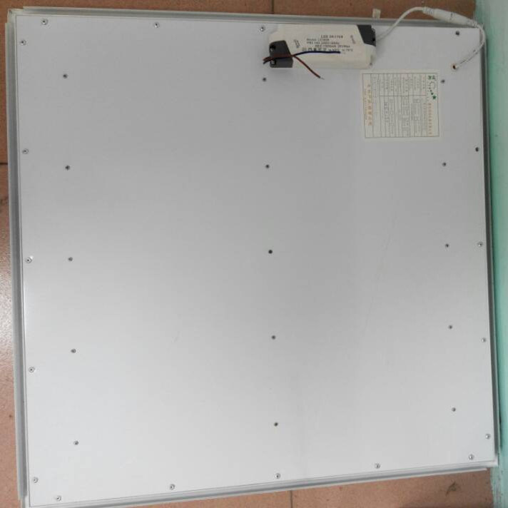60*60cm 3D LED Panel Light with Double/Single Row Special Lighting Effect