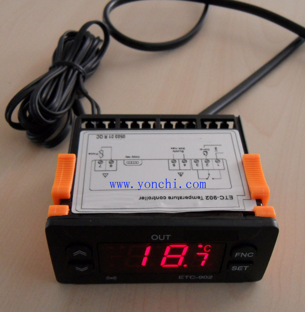 etc-974 Temperature Controller