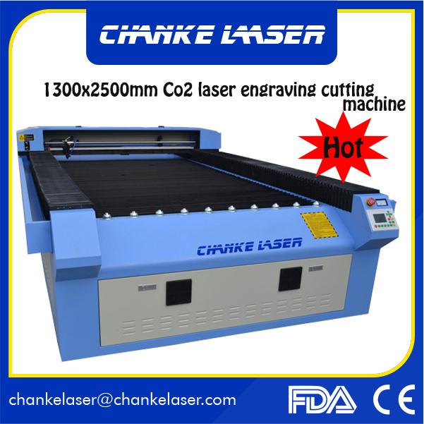 1300X2500mm Acrylic Wood CNC Laser Cutting Machine CO2