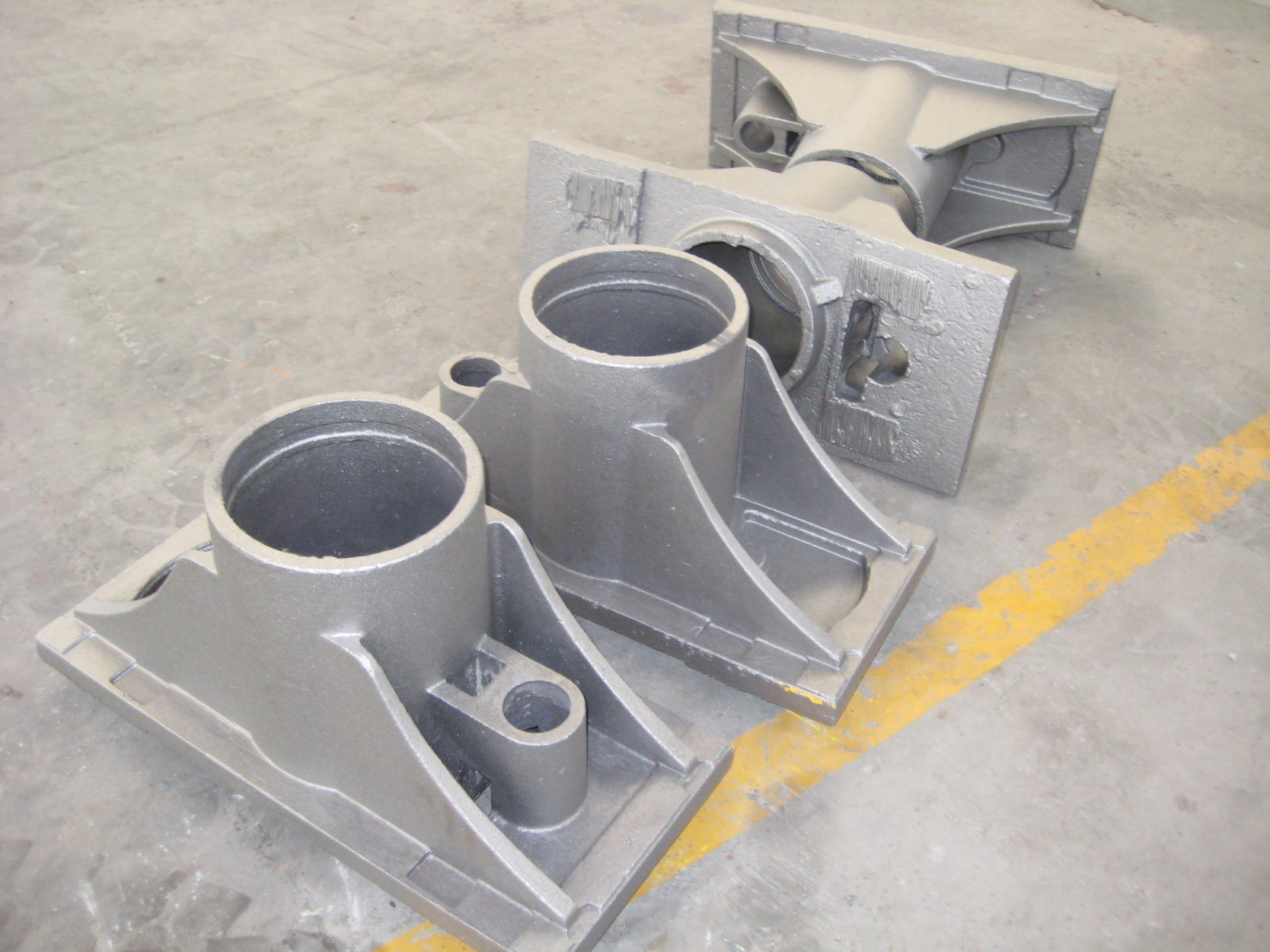 Sand Casting in Steel for Car Lift Spart Parts Lifting Parts