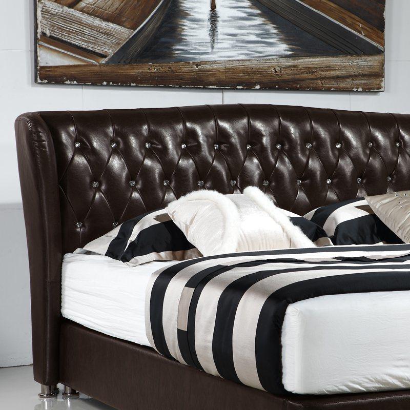Modern New Design Bed for Bedroom Use (FB3072)