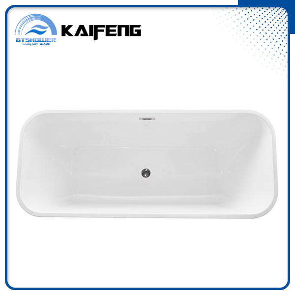 Upc Cheap Modern European Freestanding Soaking Tub (KF-726B)