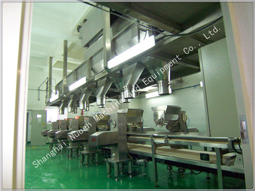 Nuoen Fifteen Meters Vibration Fluidized Bed Drying Machine