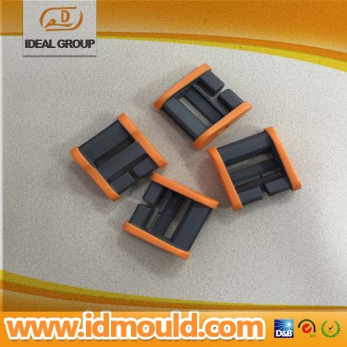 Prototype Plastic Overmolding Moulded Rubber Products Silicone Overmolding