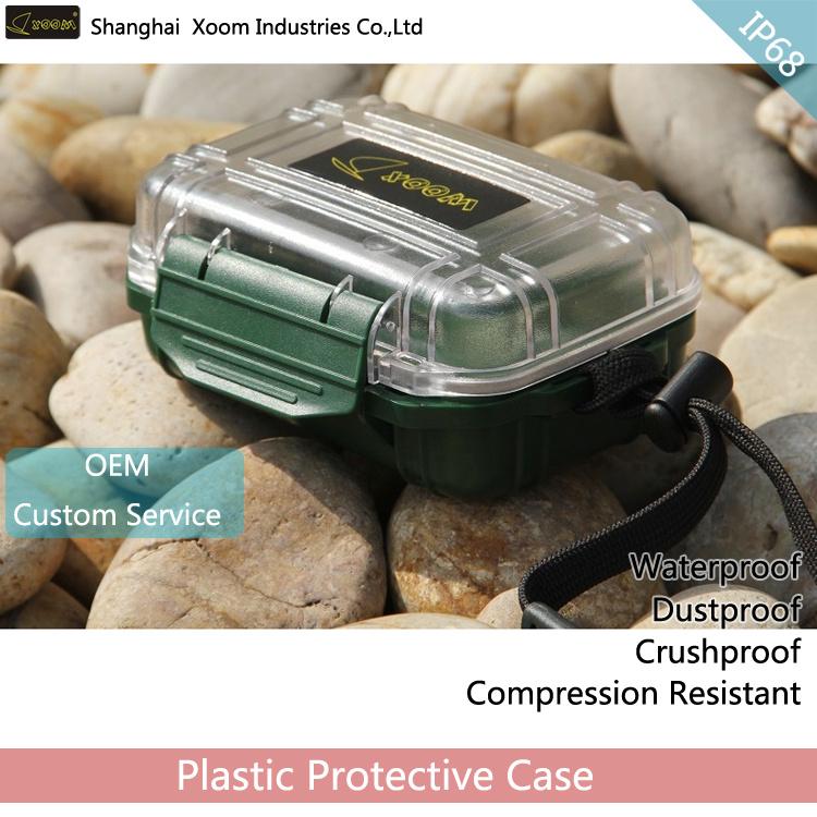 Outdoor Plastic Box- IP68 Dry Box Watertight Gadgets Storage Box