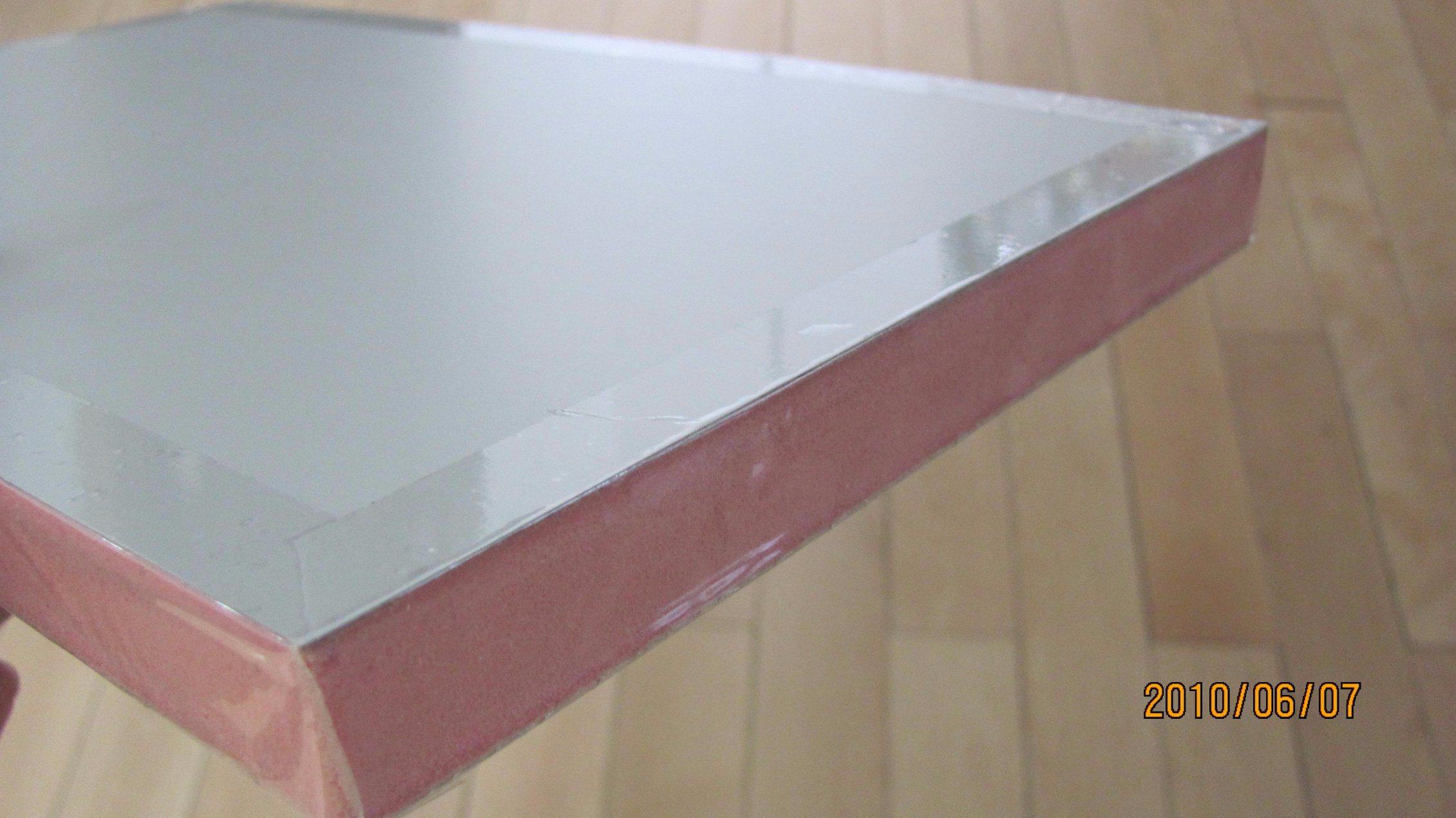 Pre-Insulated Phenolic Foam Air Duct Panel