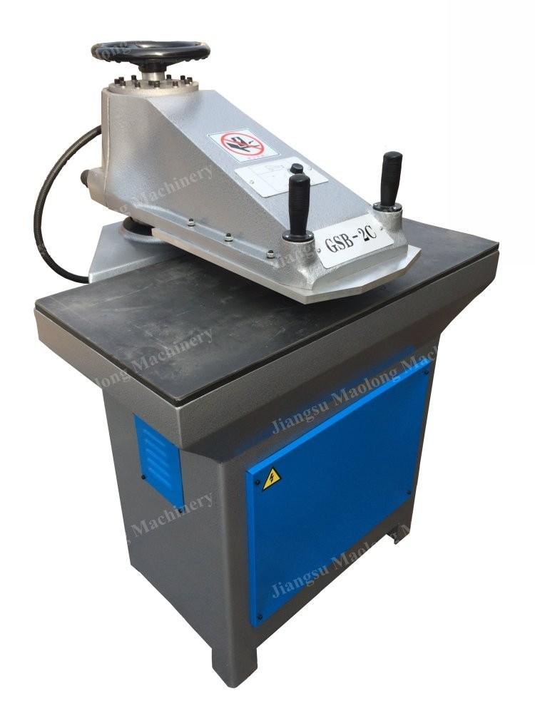 Hydraulic Swing Beam Cutting Press 8t 10t