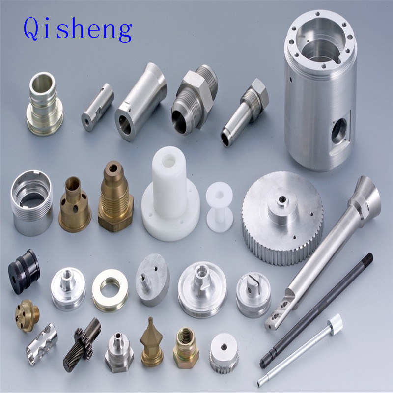 CNC Machined Parts, Milling or Lathing Parts