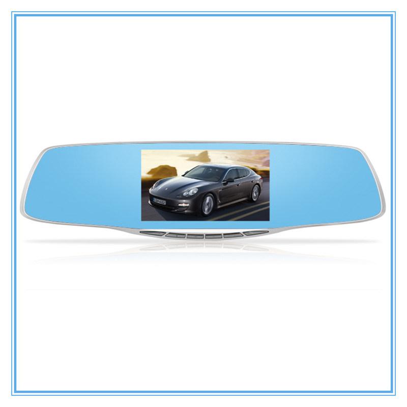 5 Inch Review Mirror Camera Auto Dash Cam Car DVR