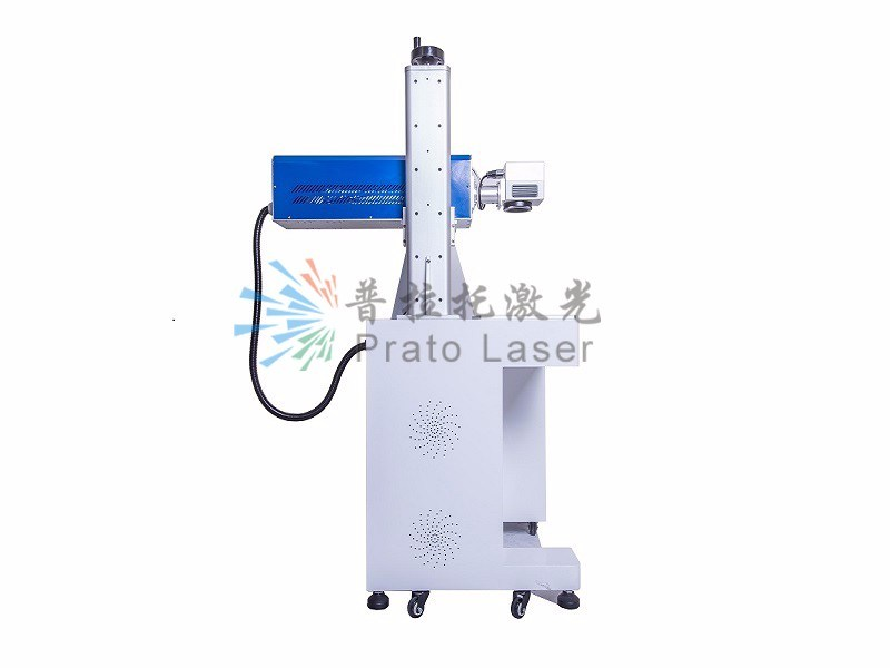 Factory Direct Sale Metal and Non Metal CO2 Laser Marking Machine