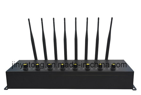 8 Bands Adjustable WiFi Isolator GPS Blocker Cell Phone Jammer