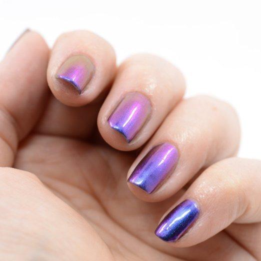 Ultra Holographic Nail Polish Custom Logo