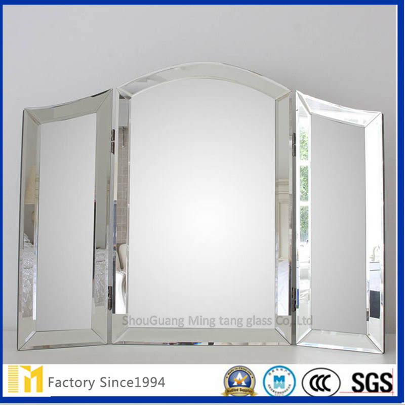 Trade Assurance China Manufacturer Modern Style Hair Barber Makeup Vanity Mirror