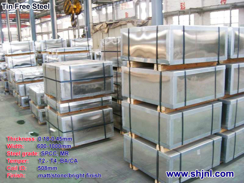 TFS Sheet/Coil (Tin Free Steel Sheet/Coil) Tinplate