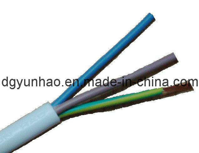 H05vv F Cable : China electric power cable h vv f