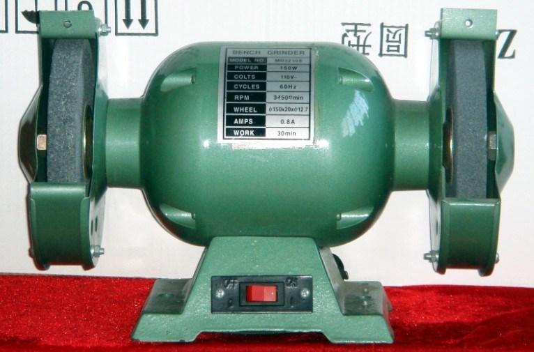 China Bench Grinder Md3215e China Bench Grinder Grinder