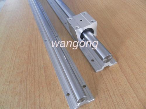 China Linear Motion Aluminium Support Guide Rail Sbr12