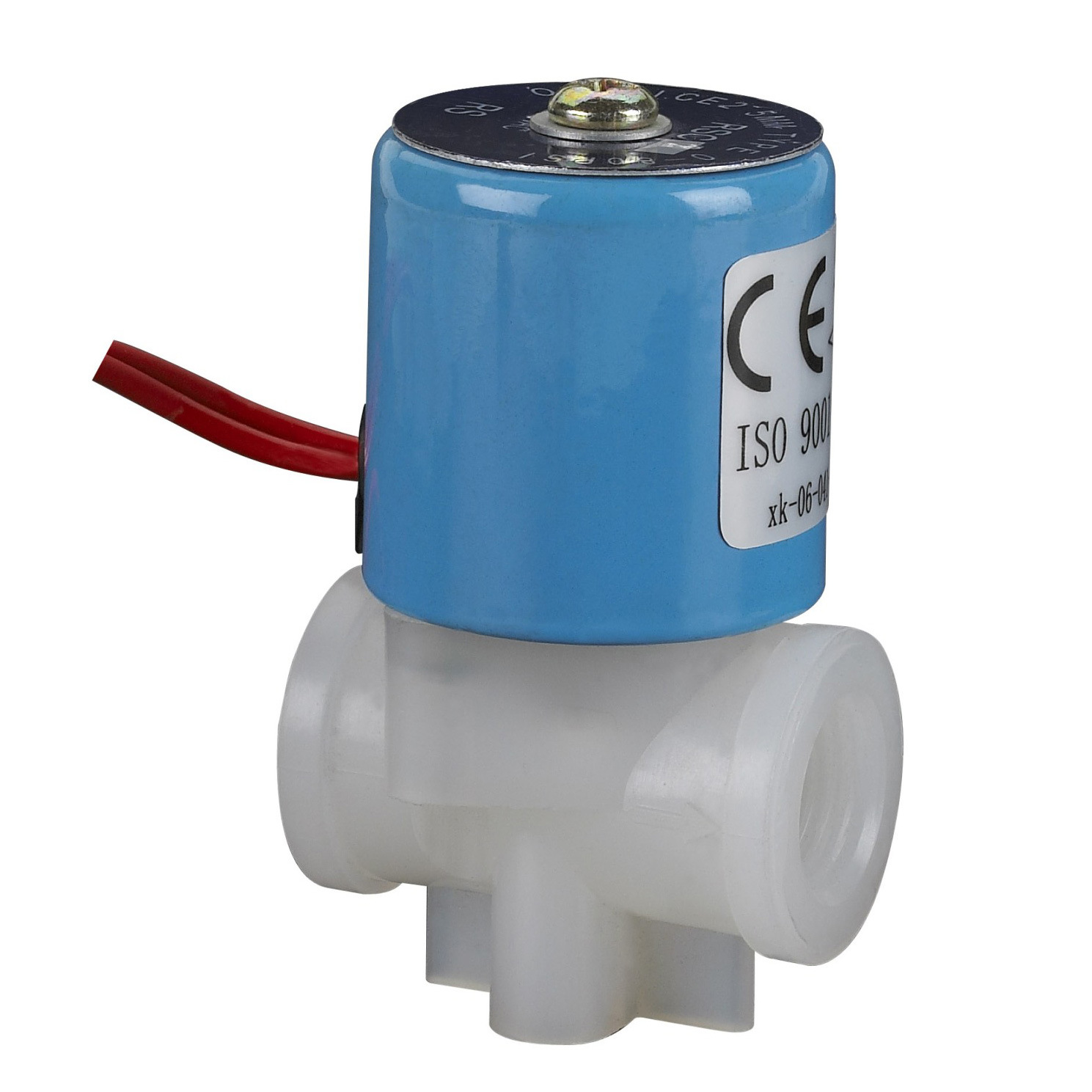 Solenoid valves water