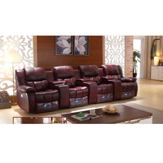 Luxury VIP Cinema Recliner Sofa 6025TV