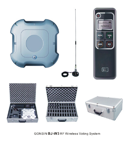 Wireless Voting System (BJ-W3)