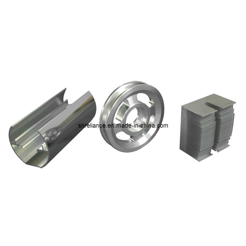 Aluminum / Aluminium Extrusion for Fabrication Products (RA-008)