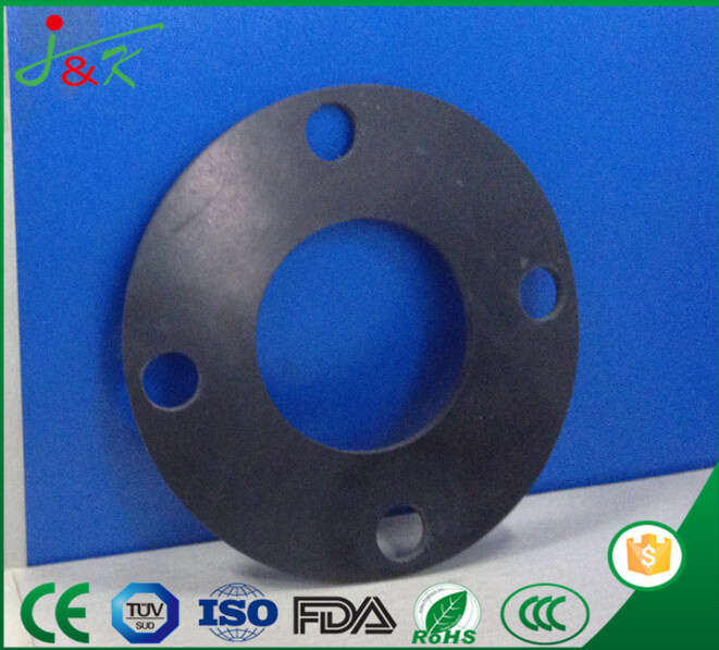 Customized Silicone EPDM Rubber Gaskets Washers for Automotive Parts