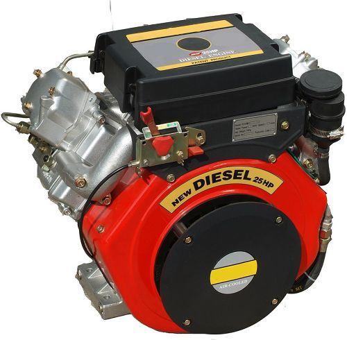 China 25hp 2 Cylinder Diesel Engine  Lp2v88
