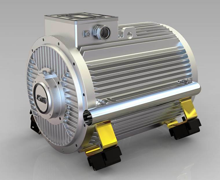 China Electric Vehicle Motor 280hf Drive Motor China