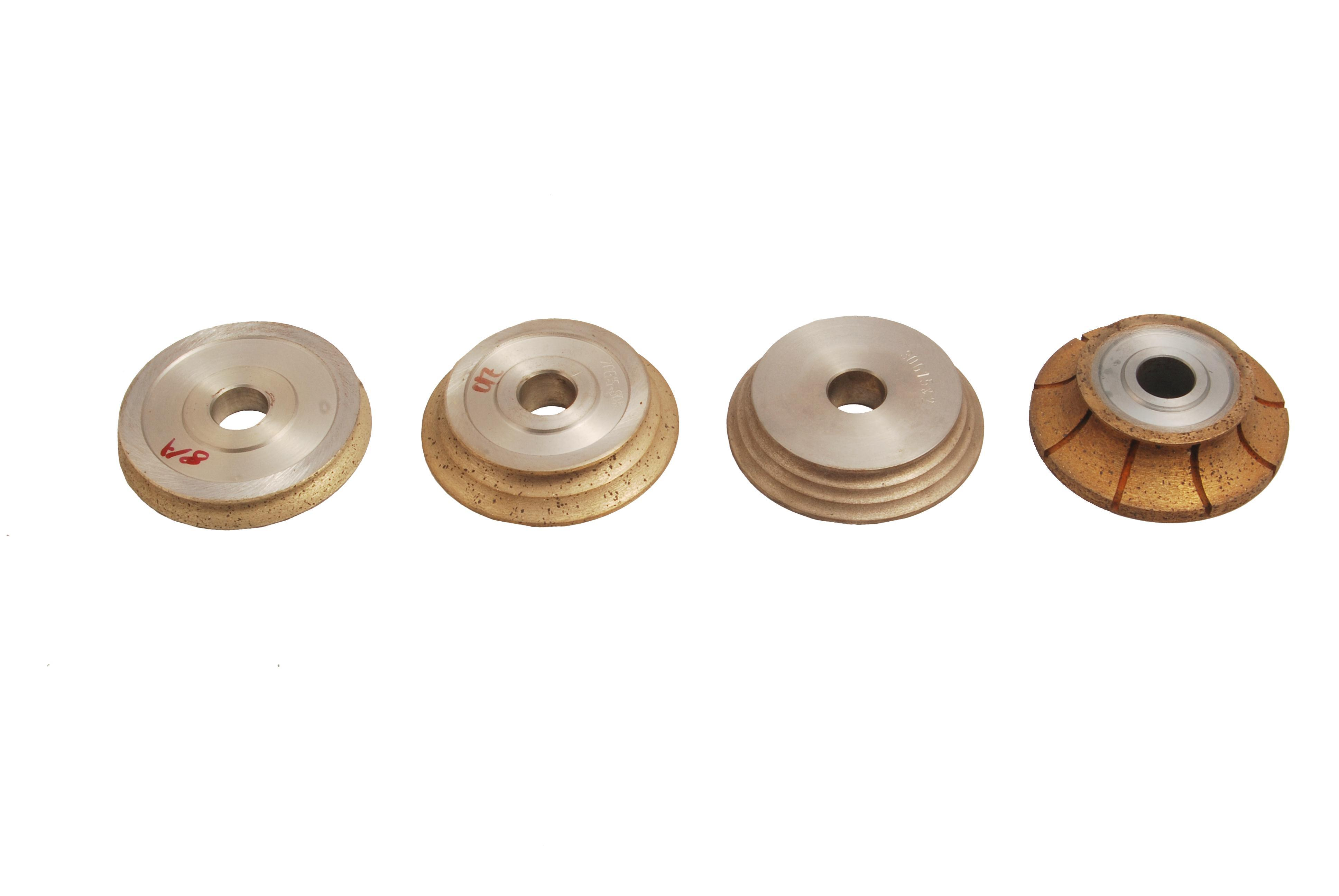 High Quality Diamond Grinding Wheel for Special-Shaped Machine (H3) (OG319mm)