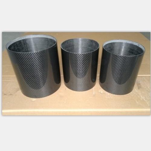 Surface Glossy 3k Carbon Fiber Tube
