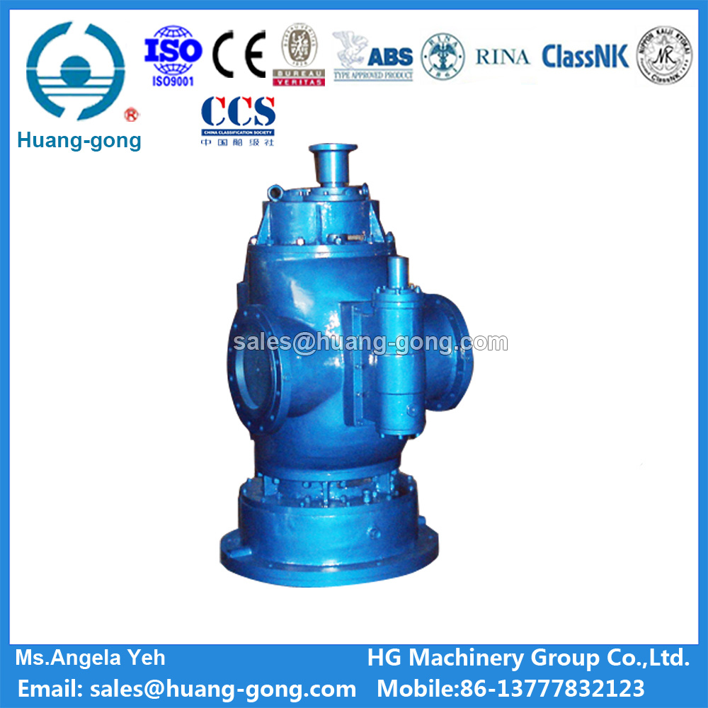 Marine Vertical Twin Screw Pump for Me. Lo Pump 2hm1400-75