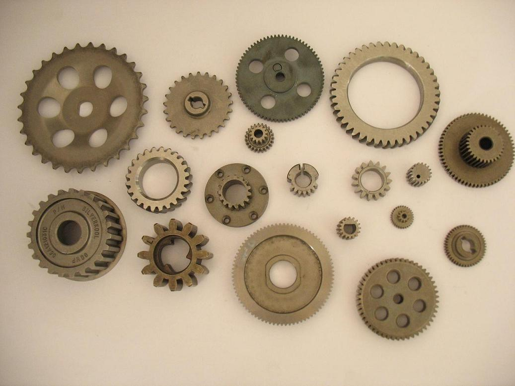 gears and