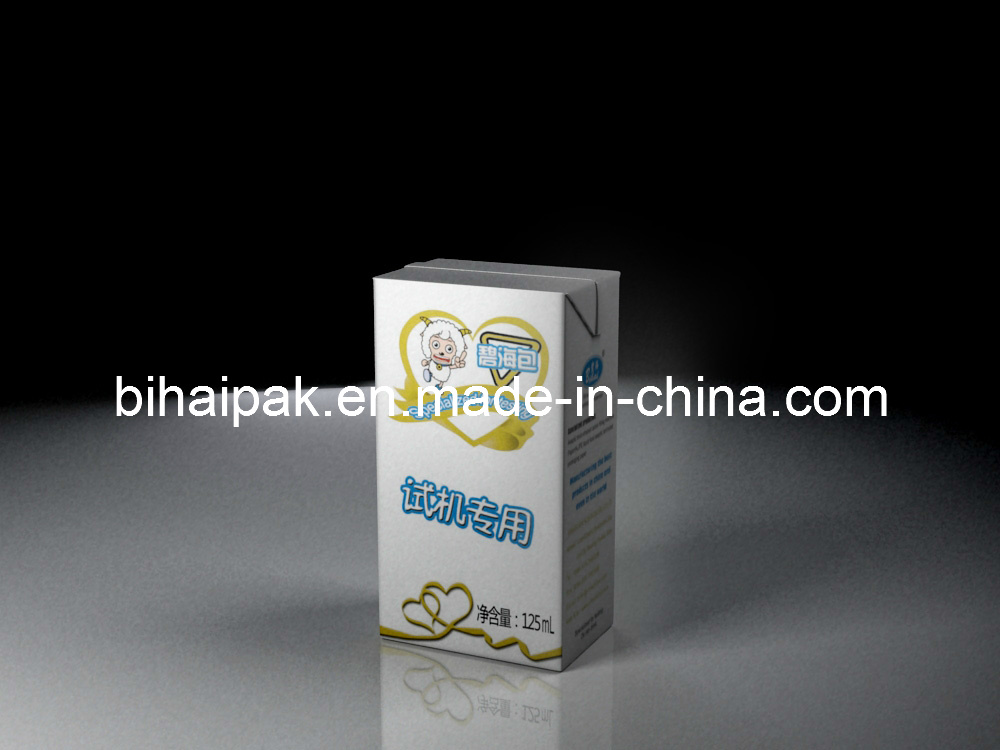 Aseptic Packaging Paper for Uht Milk