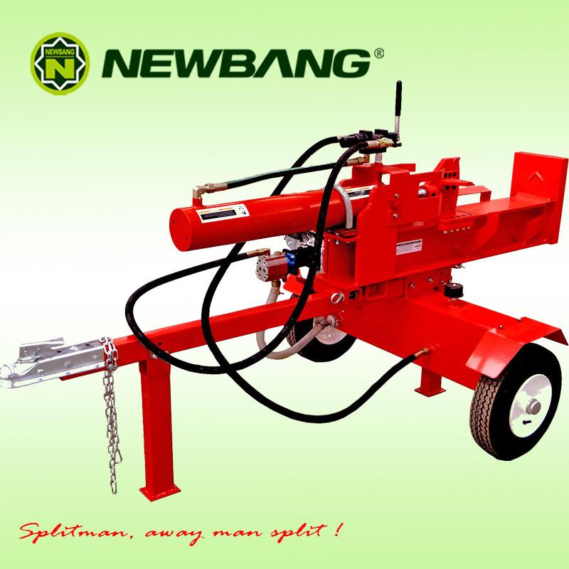 Log Wood Splitter 37 Ton hydraulic