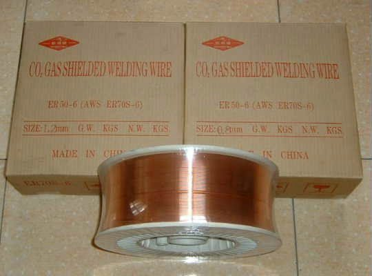 CO2 Welding Wire ER70S-6