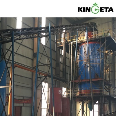 Kingeta Pyrolysis Multi-Co-Generation Gasifier Power Plant