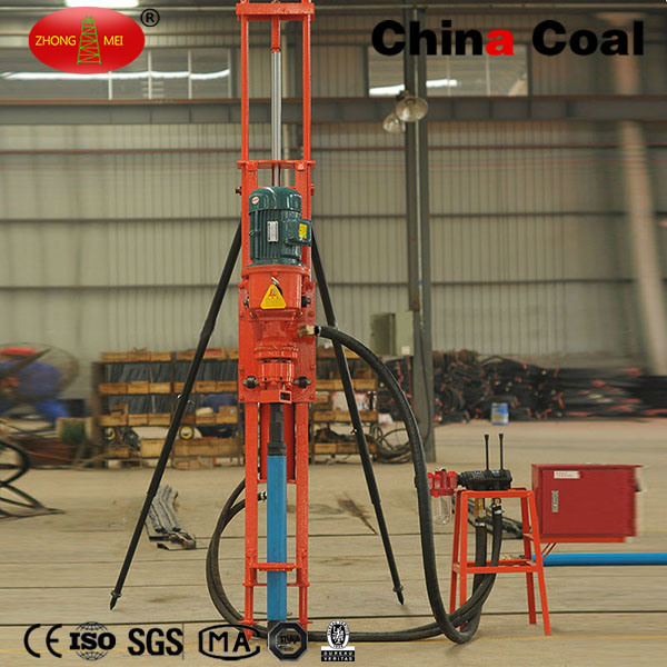 DTH Down The Hole Hydraulic Rotary Geotechnical Drill Rig Machine