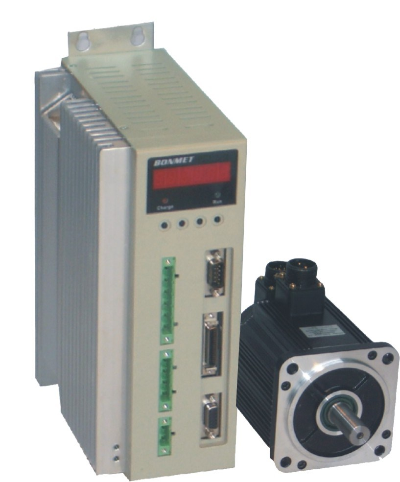 China ac servo motor and servo drive china drive servo for Servo motors and drives