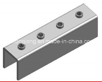 High Zinc Coating Solar Bracket for PV